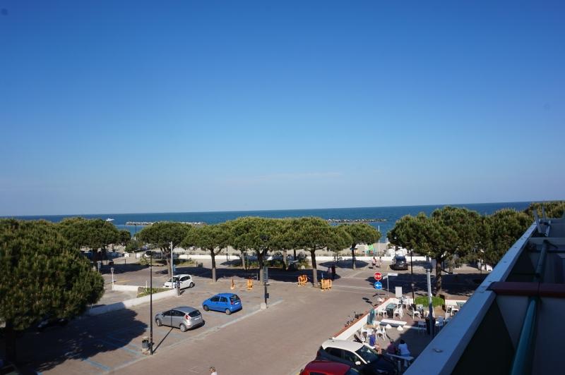 Grande terrazzo vista mare