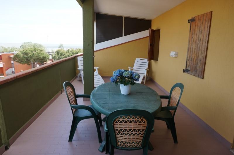 Appartamento Bilocale Vista mare Elios